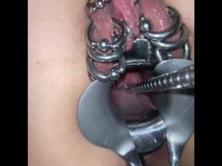 OMG I got my …..pierced!! Must see to believe