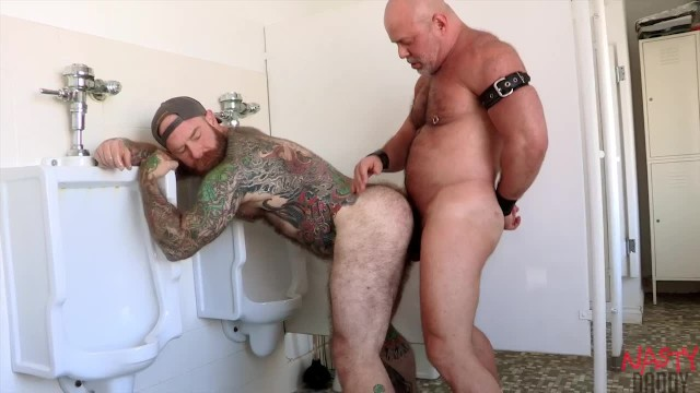 Jack Dixon fucked hard by legend Carlo Cox