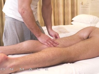 IconMale – Irish Otter craves some hairy ass