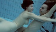 Shaved puertorican lesbians Hairy and shaved lesbians naked in the pool