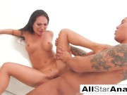 Asa's Anal Fisting and Fucking Creampie