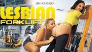 What is the best porn Vrconk hot blonde and brunette hard fucking in a warehouse vr best porn