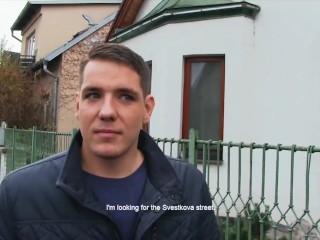 czech hunter 490 – bareback sexy amateur interview