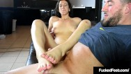 Ford escort 1.9 head gasket set 18yo 5 foot 10 jackie ohh gets her size 9 1/2 feet fucked cummed on