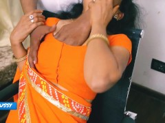 Reshma Aunty Banged Through Mechanic Munna