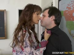 Cougar Tutor Syren Demer Takes 3 Bbcs - Cheating Sessions