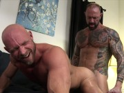 Is Vic Rocco's Big Dick Too Much For Killian Knox? ExtraBigDicks