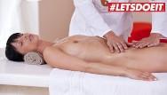 Thomas platt sex scandal Relaxxxed - horny milf oiled and rough sex with masseur - letsdoeit