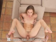 PASSION-HD Sensual Assignment Opened For Big Dick Fucking
