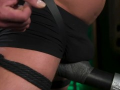 Kinky Viktor Edged Until He Shoots Fat Ropes Of Steaming Cum