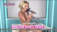 Teens stay up late - Danni harwood - babestation catch up late night show