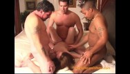 Sperm eating housewives Slutty housewfe has a interracial gangbang