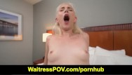 Waitress pov sex vids - Waitresspov - jessie saint - tasting daddys girl