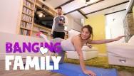 Family fuck fests Banging family - yoga fuck with my hot step-sis