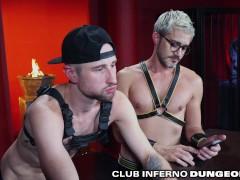 Drew Dixon's Gaping Asshole - Clubinfernodungeon