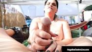 Cuban women pussy smell Chunky cuban angelina castro masturbates plump pussy sucks lucky dick