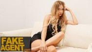 Tall black sexy Fake agent tall petite blonde russian polina max and her long sexy legs