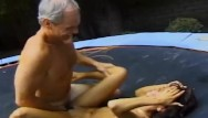 Daddys club fuck A cock blowing and deep fuck