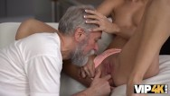 Fucking man sexy woman Vip4k. mesmerizing sexy model jenny smart fucked by old man