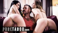Cheating wives suck strippers Bigamist catches his 2 wives cheating on him- pure taboo