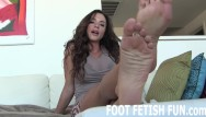 Free lesbien foot fetish videos Pov foot fetish and femdom videos