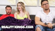 Striped beta - Reality kings - sneaky anal babe kate kennedy cucks her beta bf