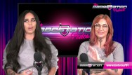 Lingerie video podcast The babestation podcast - full episode 06