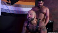 Gay leather sm minnesota Leather bears share experiences fuck raw - bearback