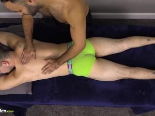 ChaosMen – Denver Dubois & Lorenzo – Serviced Massage – (PR)