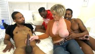 Gagging cougar blowjobs Hot cougar wife dee williams gets pounded by bbc - cuckold sessions