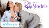 Osha ups and power strips Mature lesbian gifts aidra fox a power suit feels her up - girlsway