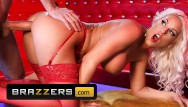 Chow time im a stripper Brazzers - british stripper blanche bradburry loves anal