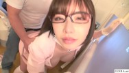 Pantyhose dentist chair Jav star eimi fukada real japanese dentist office sex