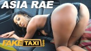 Ebony fuck babes Fake taxi hot ebony babe asia rae fucked and sprayed with hot jizz