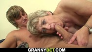Cum fellows hung college dudes Sexy mature woman pleases well-hung skinny dude