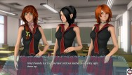 Camp erotica novel summer Offcuts visual novel - pt 3 - amy route