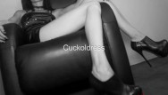Erotic feminine husband captions - Chastity hubby cuckolded real story with captions