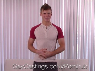 GayCastings Red Head Hunks Fucked By Agent Compilation