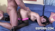 Hard gagging porn Hard playing with pussy creampie
