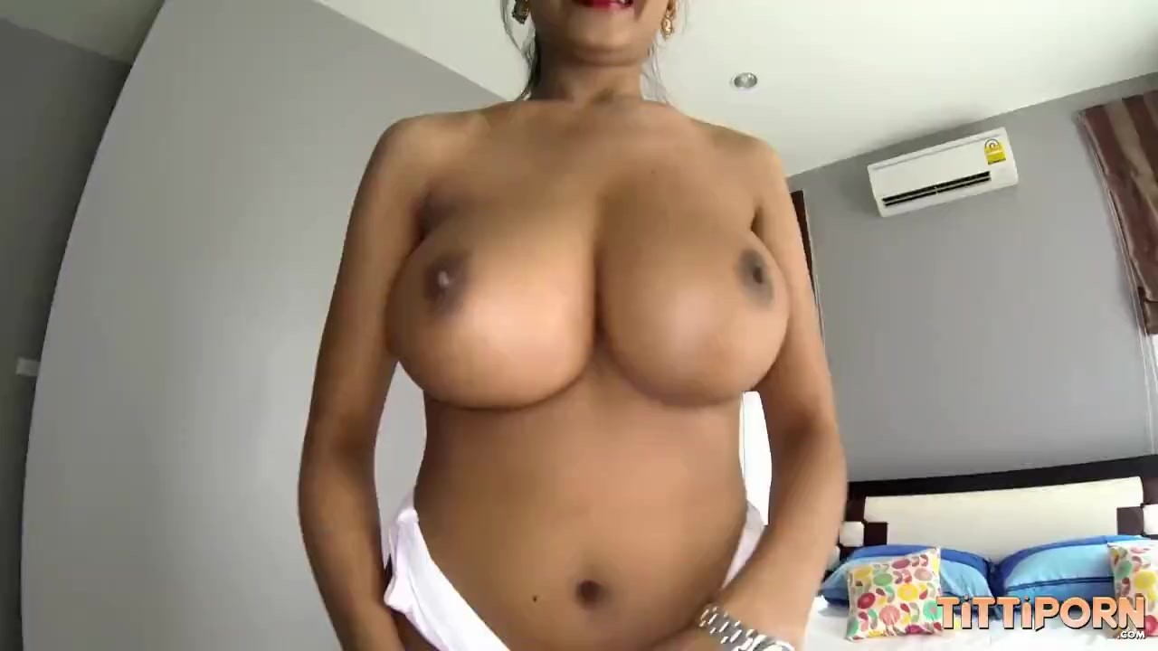 Busty Breasted Thai Girl Loves Big Cock - Redtube-4069
