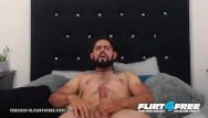 Sexy tongan gays Flirt4free - vergoso m - sexy latino with big uncut cock shoots a big load