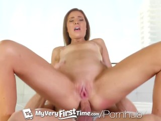 """""""NOT SO ROUGH FOR MY FIRST TIME"""" WITH SHYLA RYDER MYVERYFIRSTTIME"""