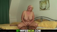 My mothers boobs Horny big boobs hot mother in law loves riding his big cock