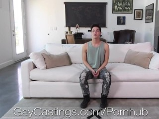 GayCastings Casting Agent Fucks Tight Asses Compilation