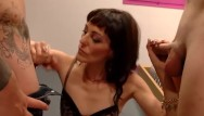 Dp in pussy Carla tries her first vaginal dp