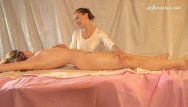Shemale yasmine gore First time massage of gore by another girl