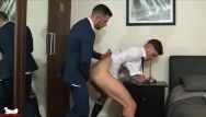 Gay pants off Sunny pulls kens already engorged cock from his pants swallows it whole