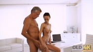 Sperm of man cant swim Old4k. nice secretary liliane cant wait to taste old boss cock