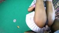 Newgals blackteens anal - Riskiest blackteen misssionary sexy on golf course on pornhub hd