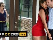 Brazzers - Big tit latina dancer Bridgette B dominates married man